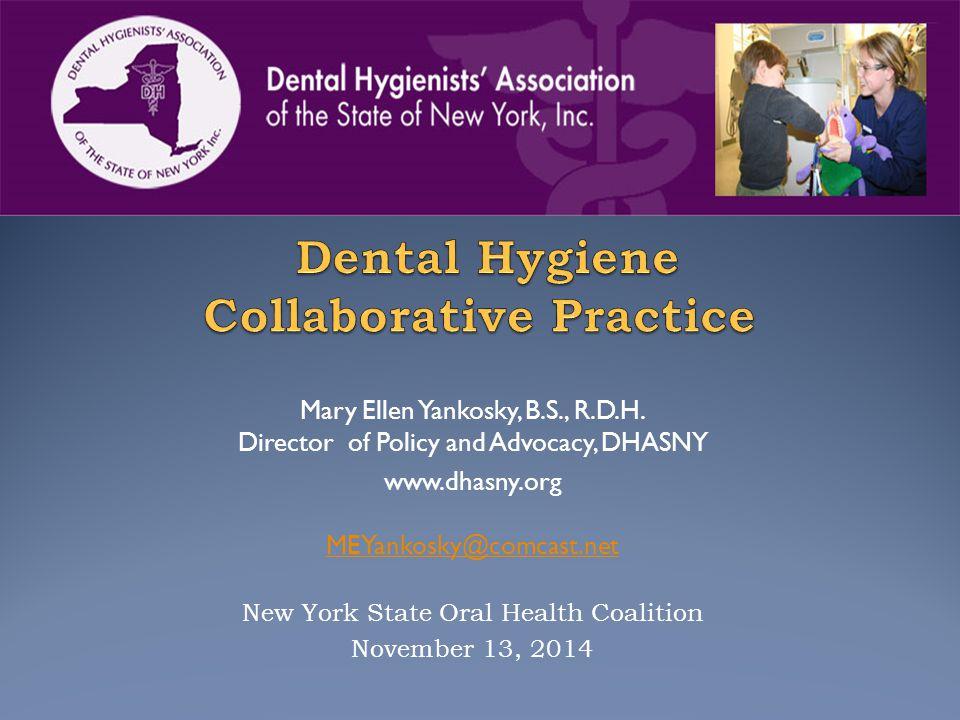 Dental Hygiene Collaborative Practice