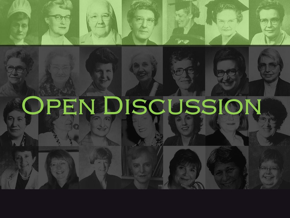Open Discussion Invite participants to comment/question the presenters, tell CASN what information they would like, or how CASN can support them.