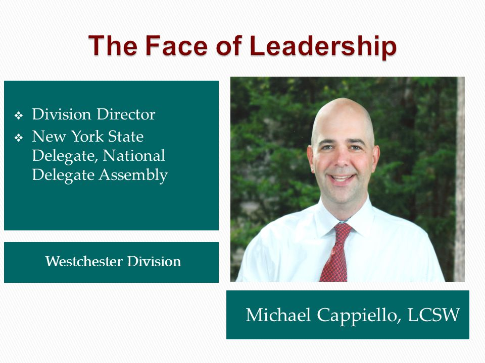 Michael Cappiello, LCSW