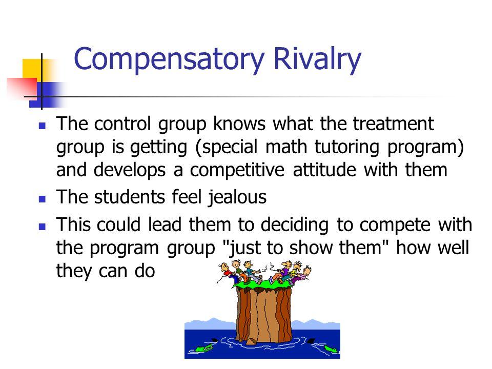 Compensatory Rivalry