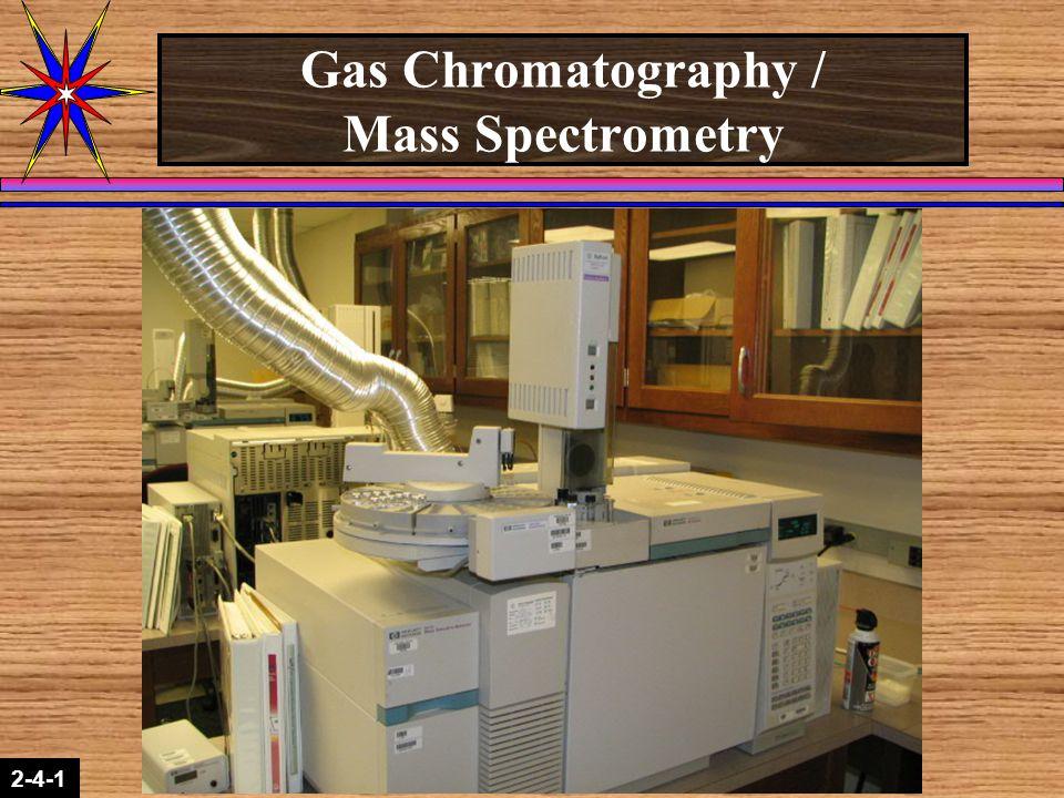 Gas Chromatography / Mass Spectrometry