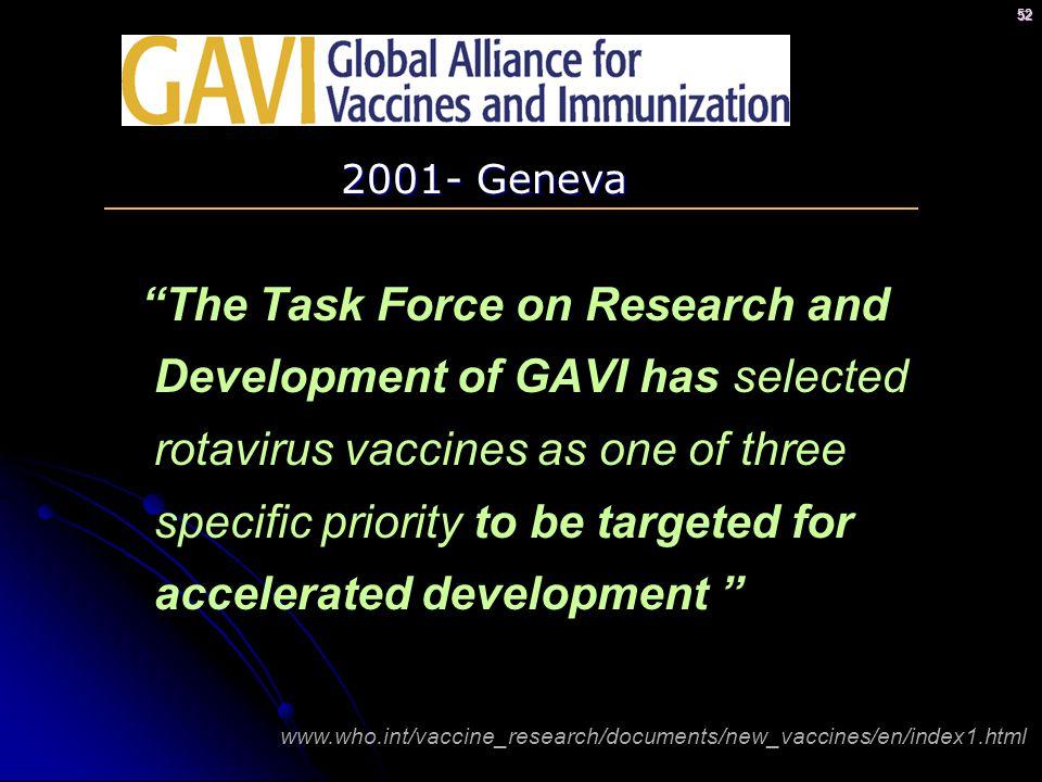 2001- Geneva