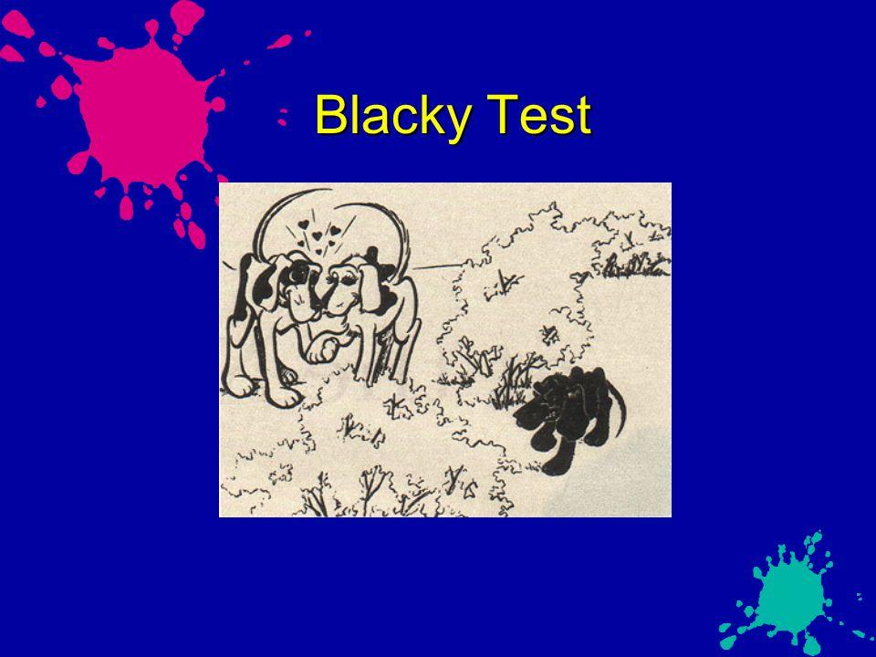 Blacky Test