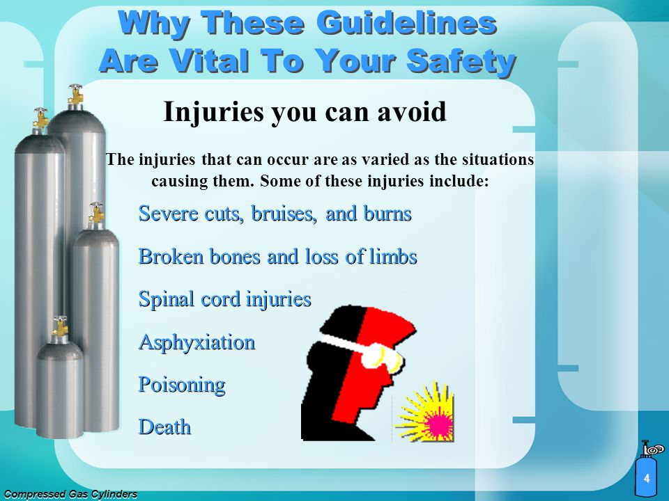 Why These Guidelines Are Vital To Your Safety