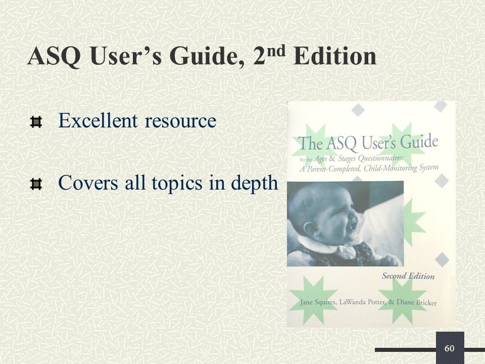 ASQ User's Guide, 2nd Edition