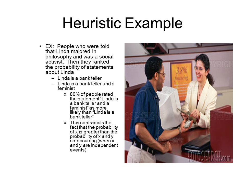 Heuristic Example