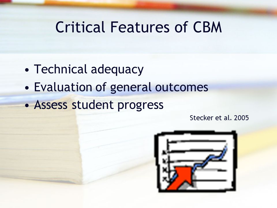 Critical Features of CBM