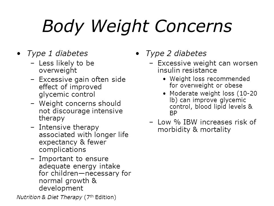 Carbohydrate-Controlled Diets for Diabetes Mellitus - ppt ...