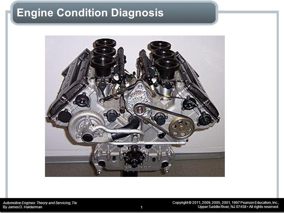 Engine Condition Diagnosis