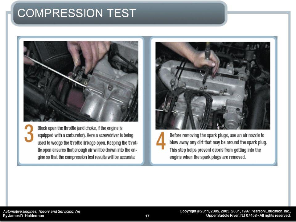 COMPRESSION TEST