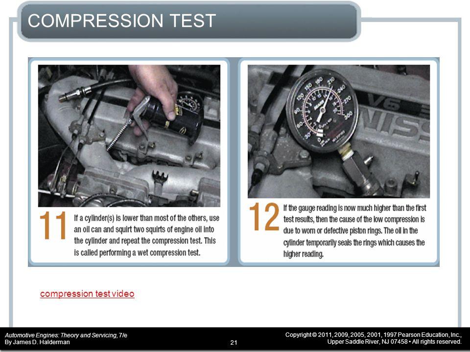 COMPRESSION TEST compression test video