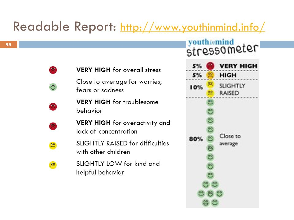 Readable Report: http://www.youthinmind.info/