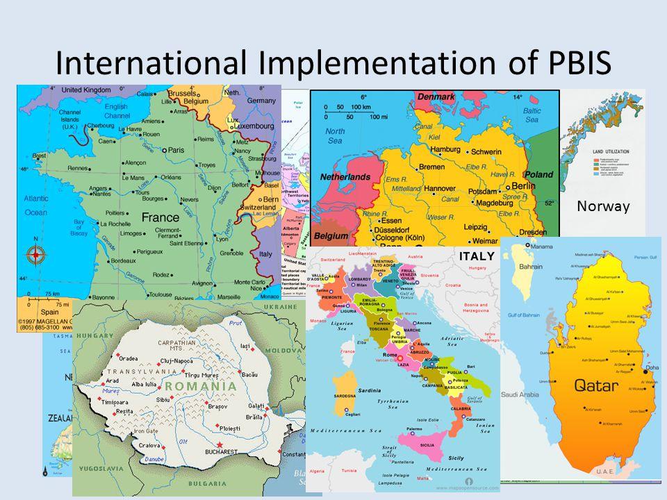 International Implementation of PBIS