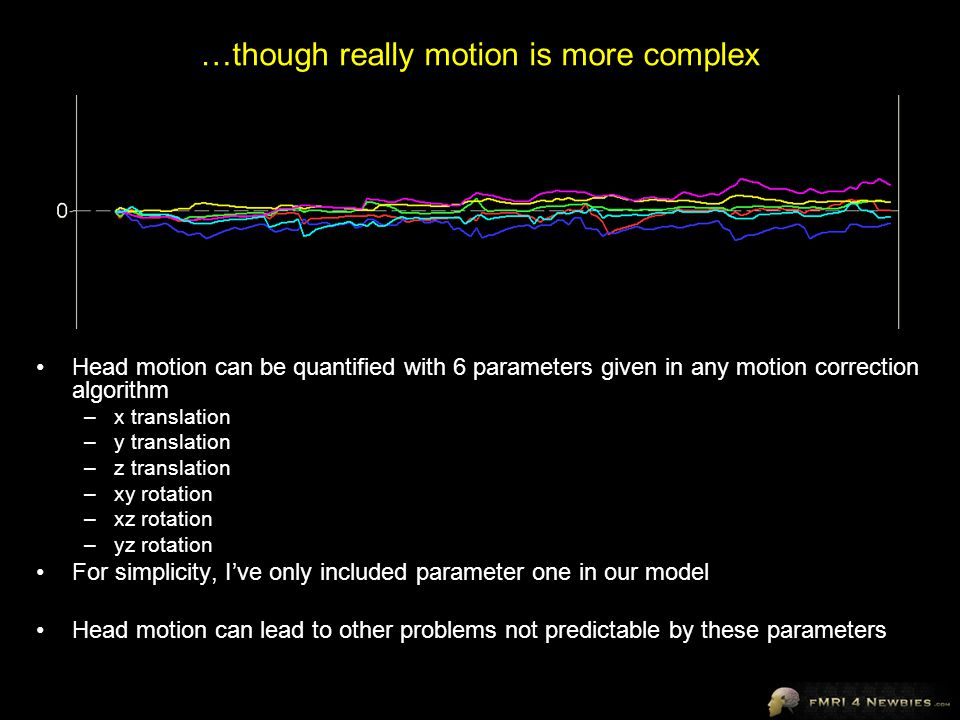 …though really motion is more complex