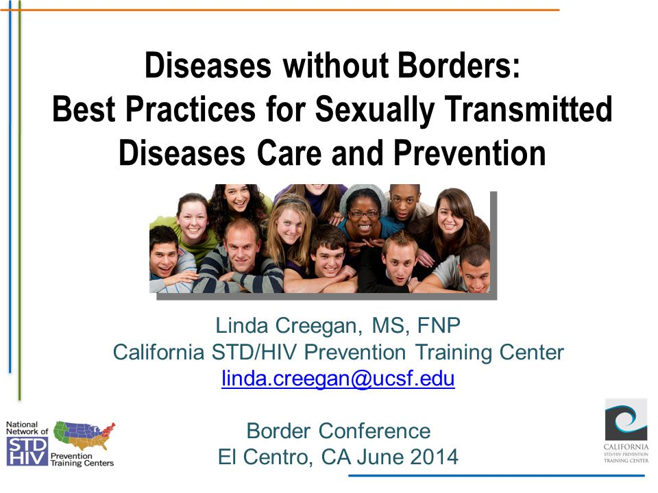 California STD/HIV Prevention Training Center