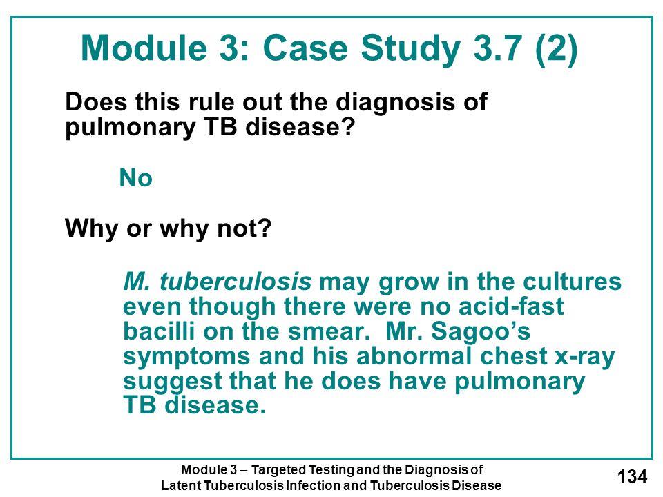 Module 3: Case Study 3.7 (2) No