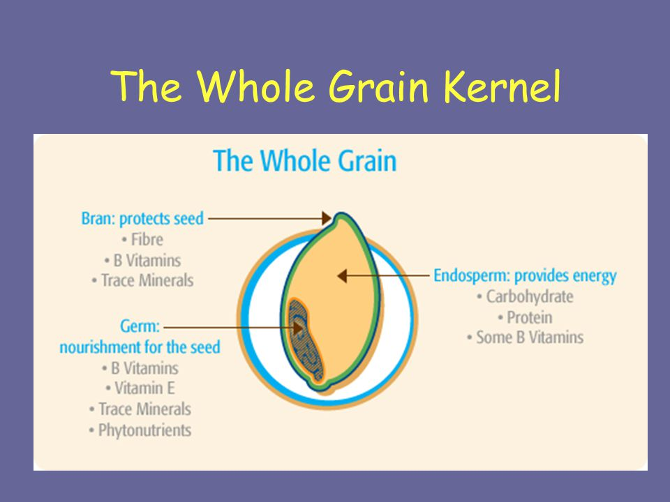 The Whole Grain Kernel
