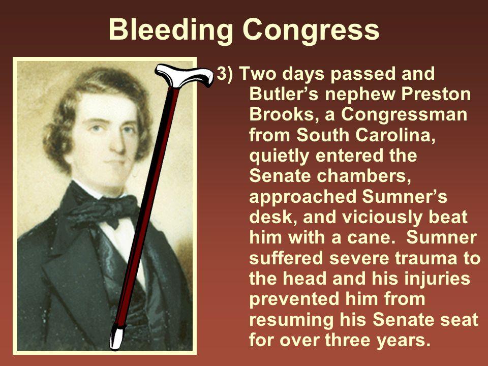 Bleeding Congress