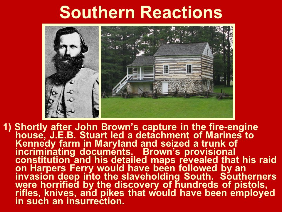 Southern Reactions