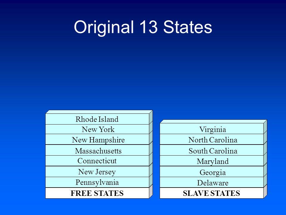 Original 13 States Massachusetts New Hampshire New York Delaware