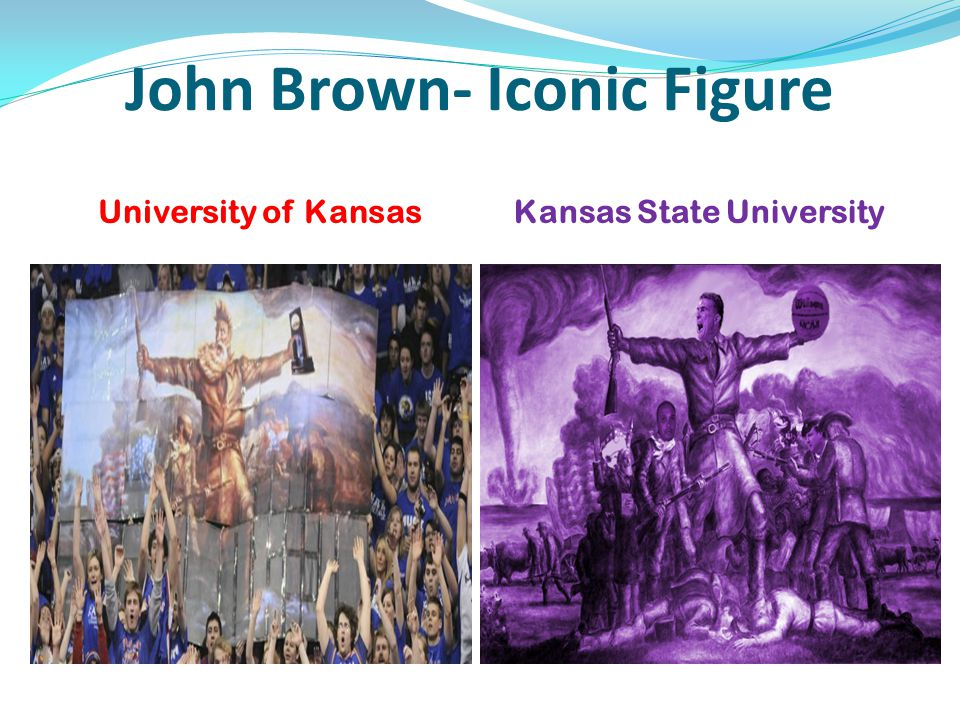 John Brown- Iconic Figure