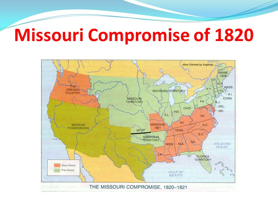 an opinion that kansas nebraska scheme conflict with the missouri compromise of 1820 Transcontinental railroad, and even a civil war in kansas (the kansas-nebraska act of but rather the missouri compromise in 1820 and the compromise.