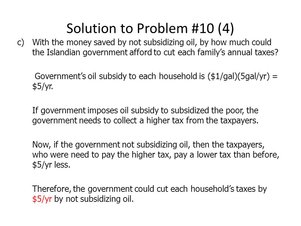 Solution to Problem #10 (4)