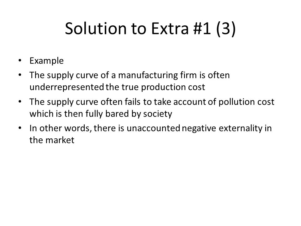 Solution to Extra #1 (3) Example