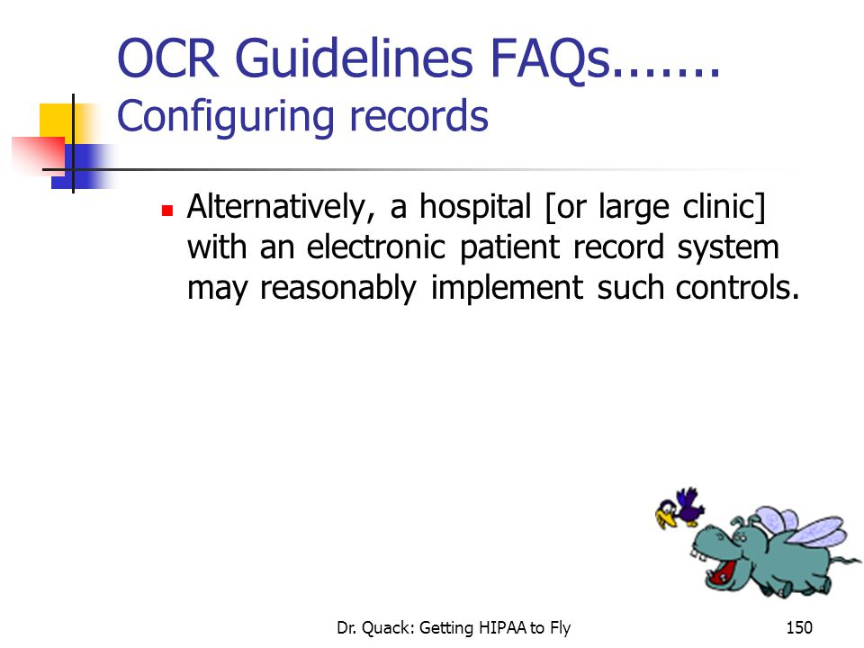 OCR Guidelines FAQs....... Configuring records