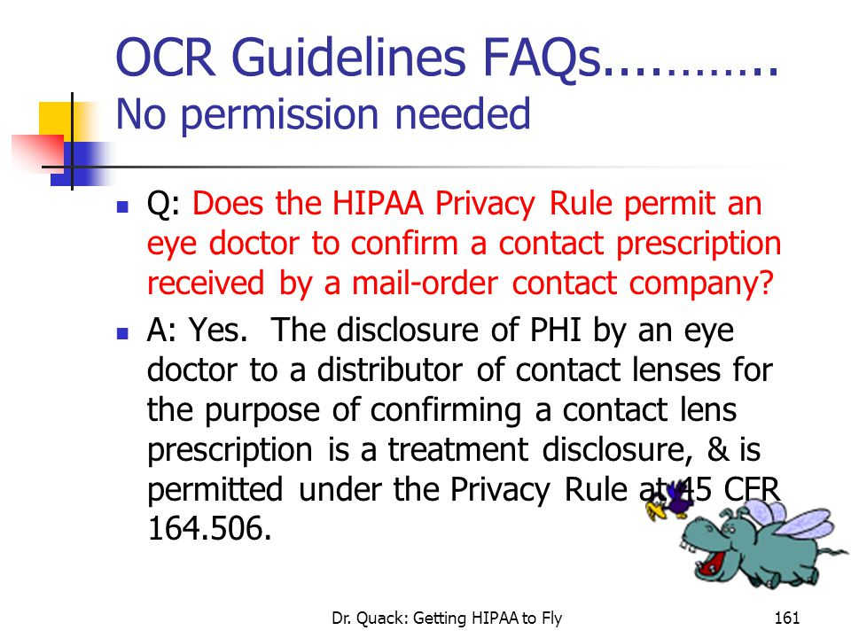 OCR Guidelines FAQs....…….. No permission needed