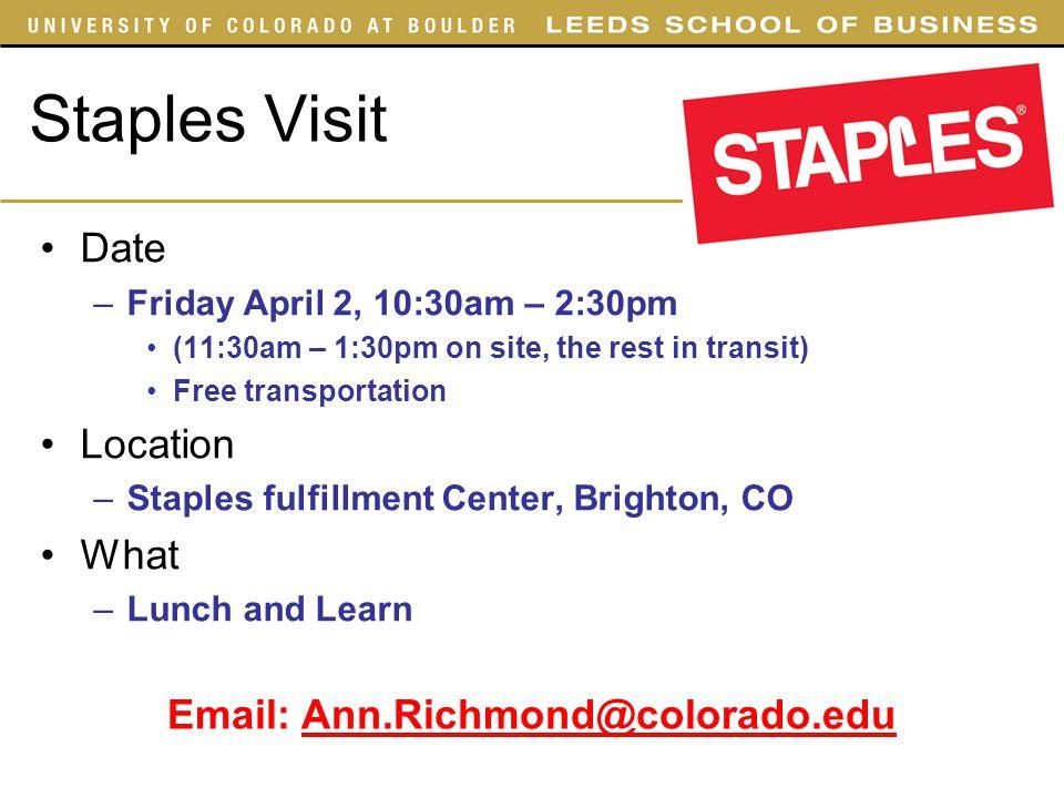 Email: Ann.Richmond@colorado.edu