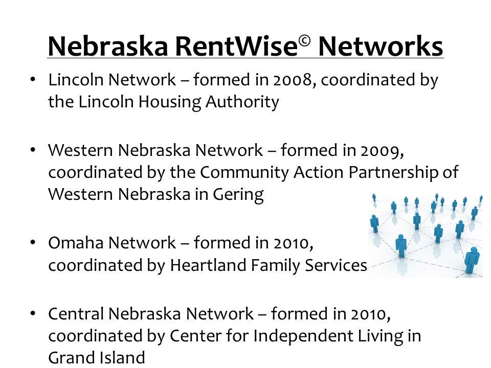 Nebraska RentWise© Networks