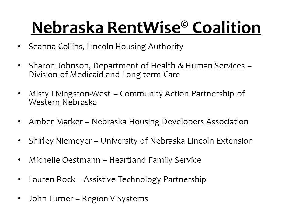 Nebraska RentWise© Coalition