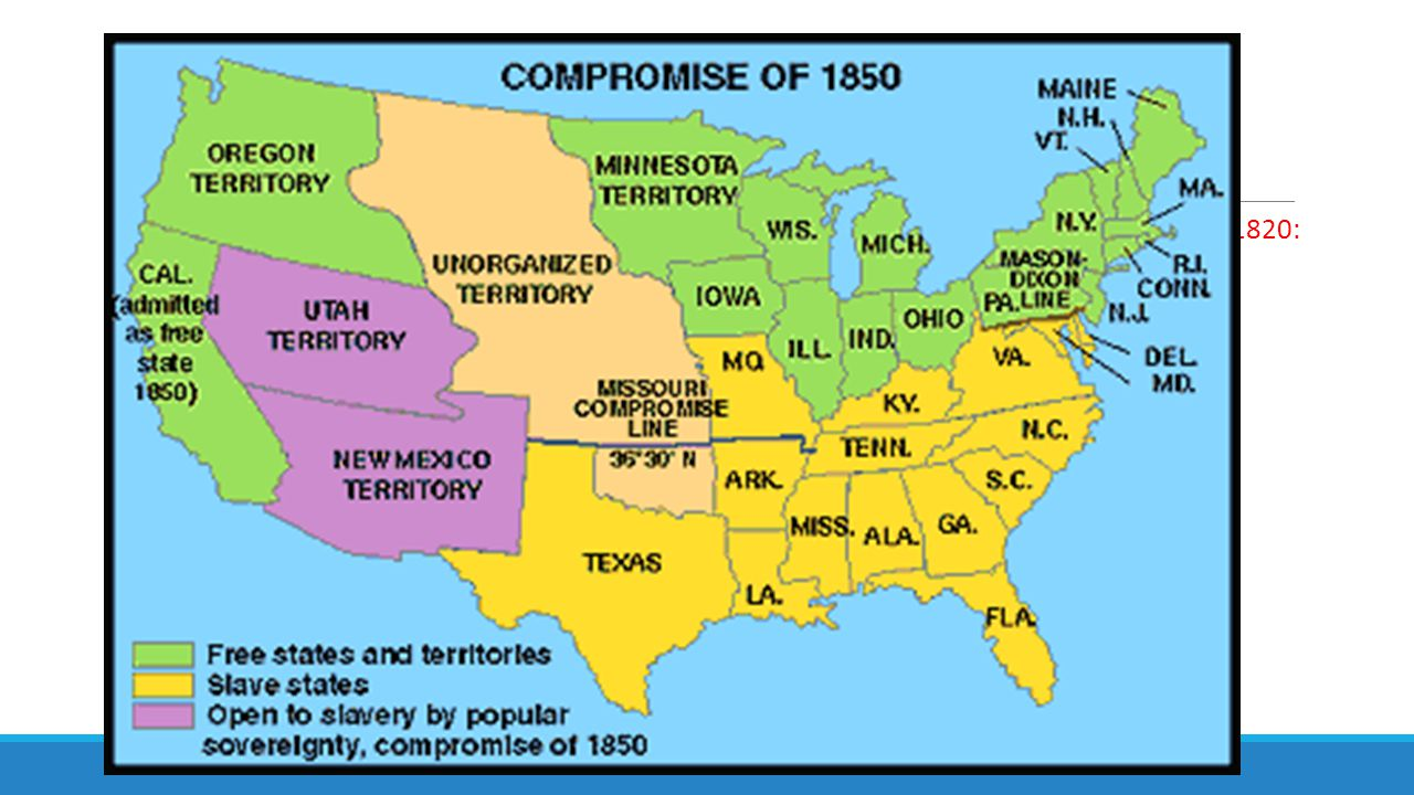 Slave State or Free State