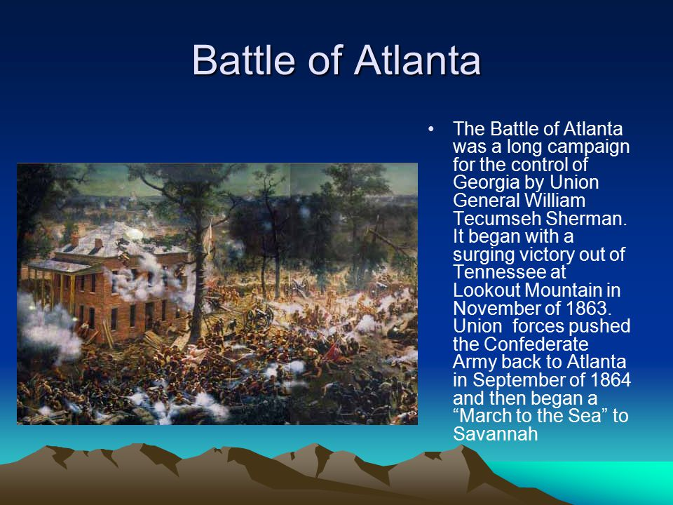 Battle of Atlanta
