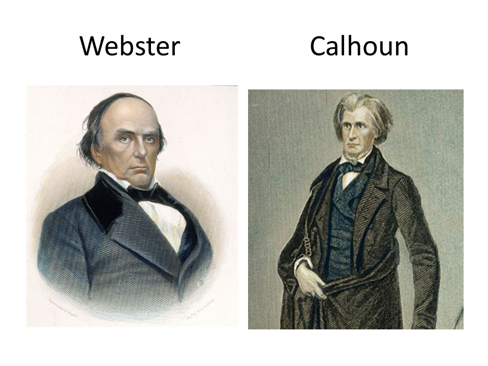 Webster Calhoun