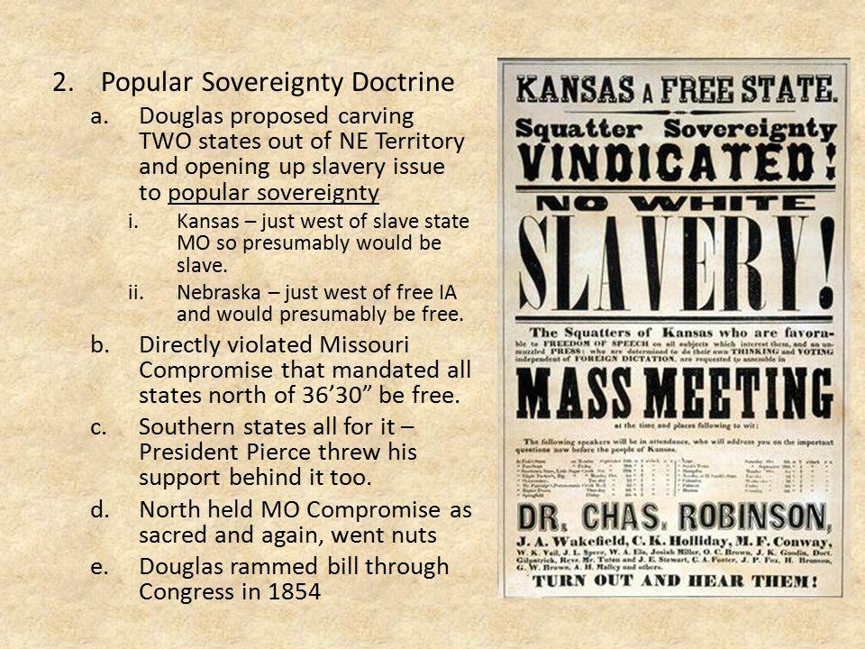 Popular Sovereignty Doctrine