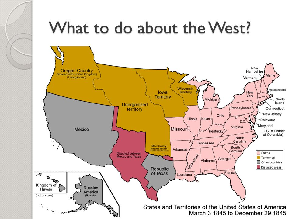 What to do about the West