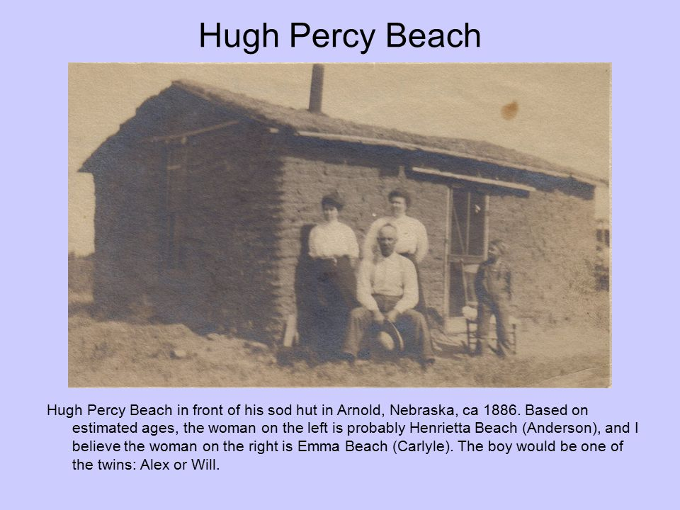 Hugh Percy Beach