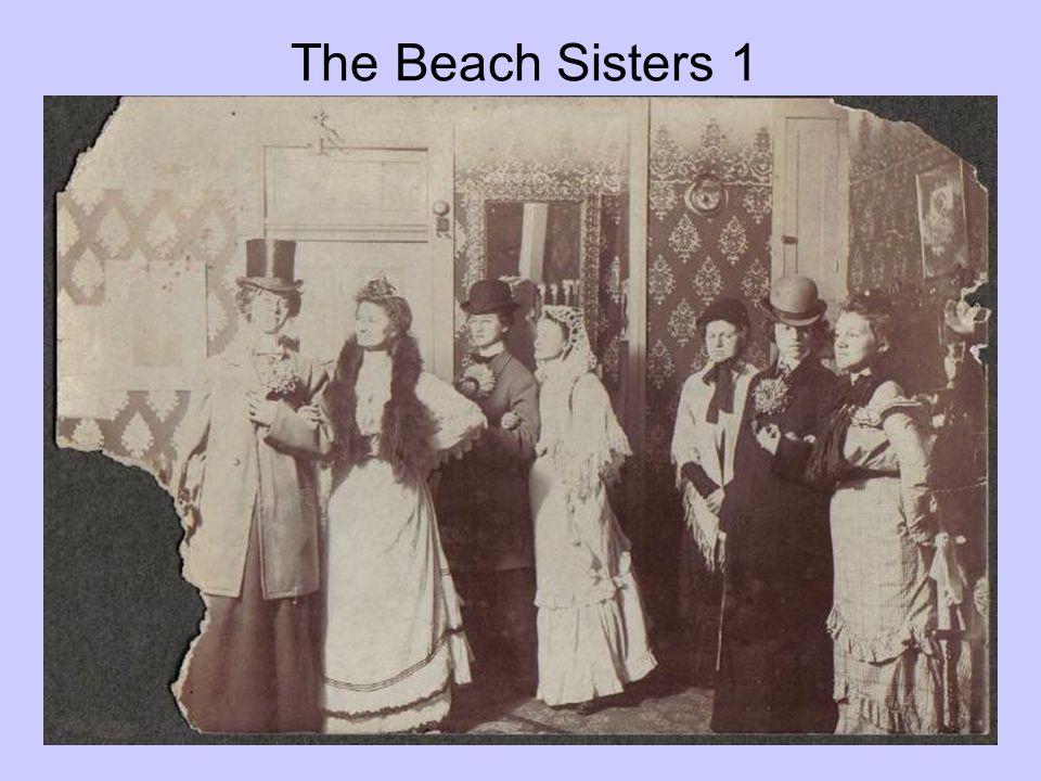 The Beach Sisters 1