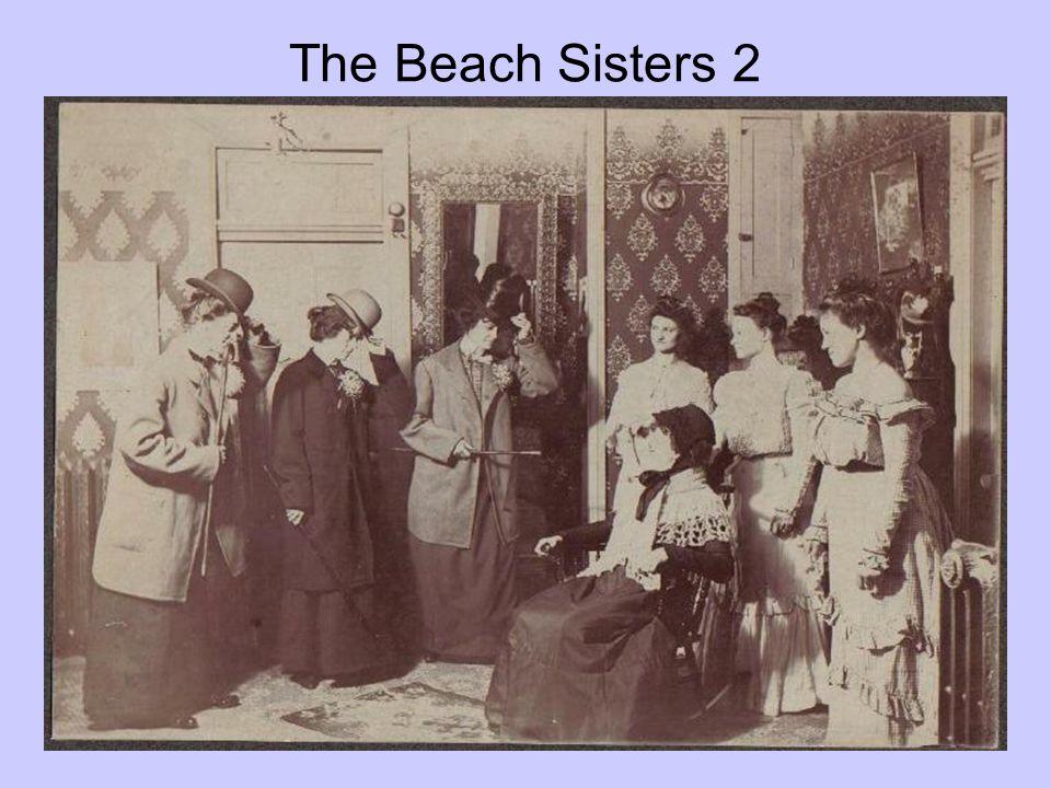 The Beach Sisters 2