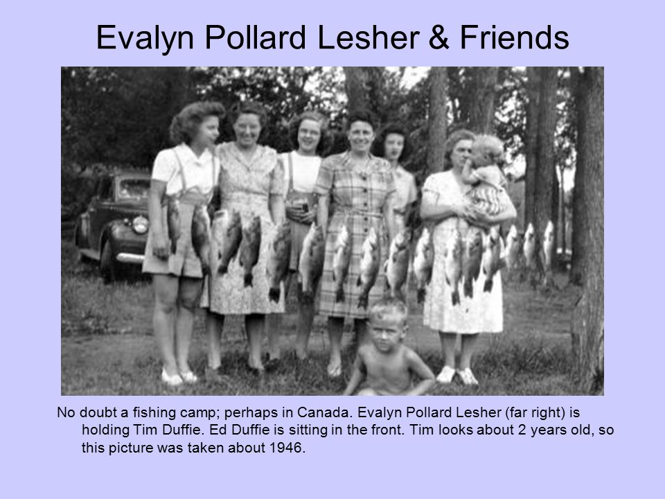 Evalyn Pollard Lesher & Friends