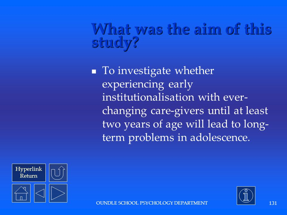 What was the aim of this study
