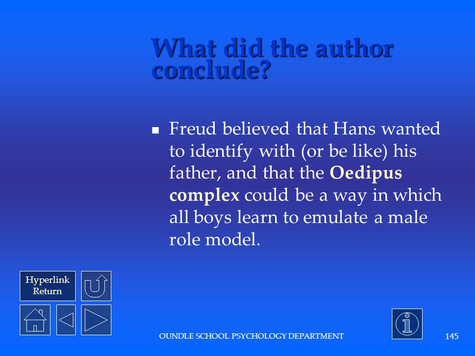 What did the author conclude