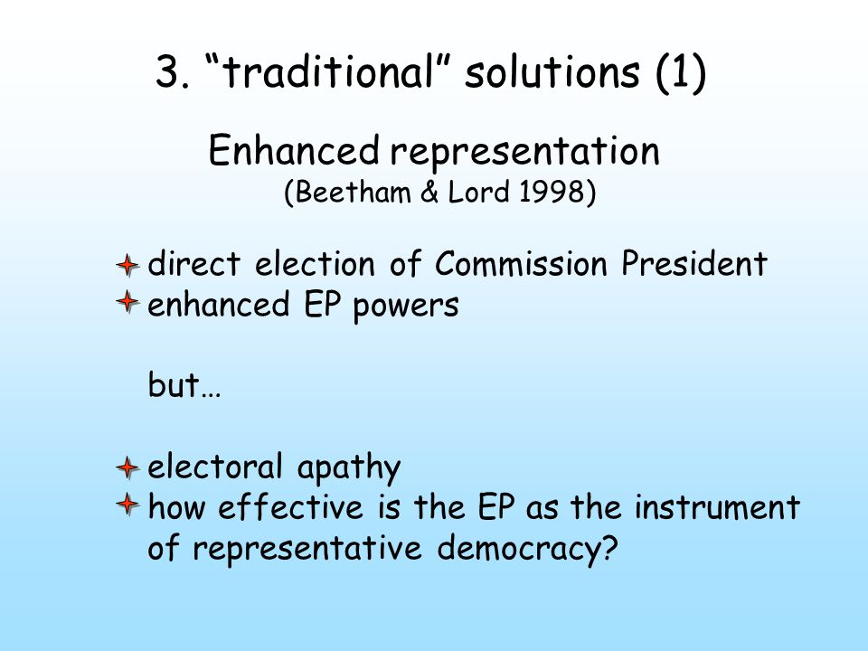 3. traditional solutions (1)