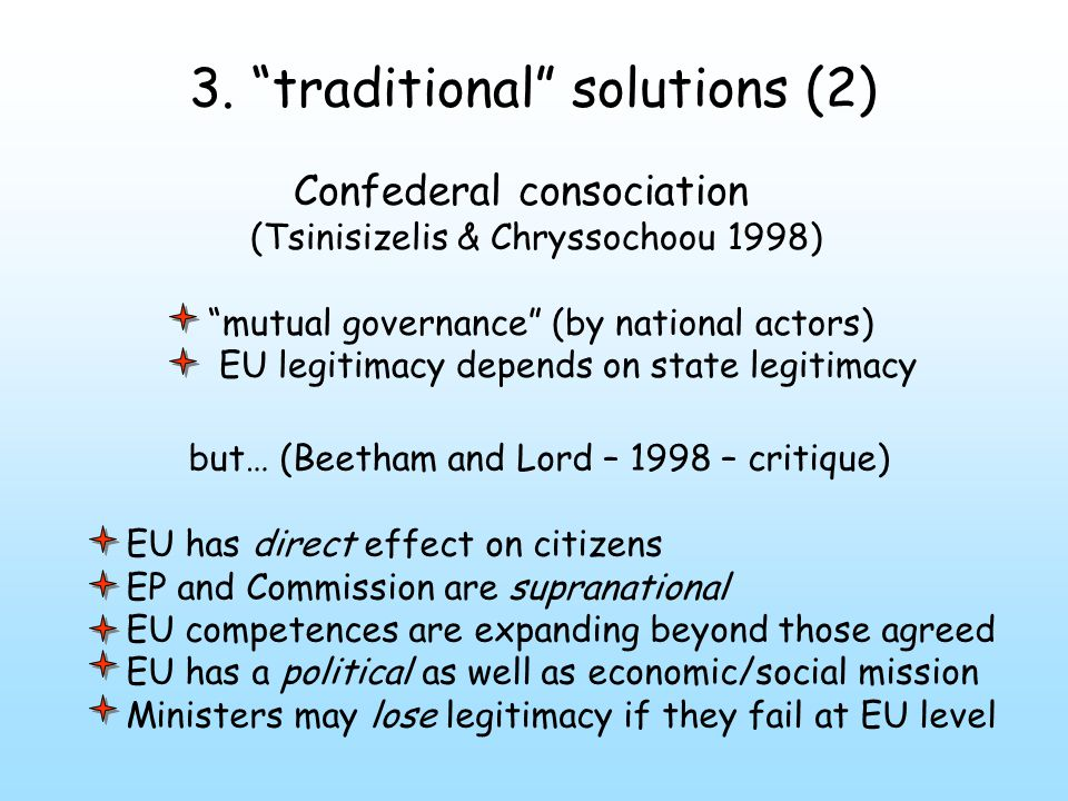 3. traditional solutions (2)