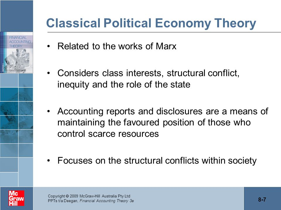 Classical Political Economy Theory