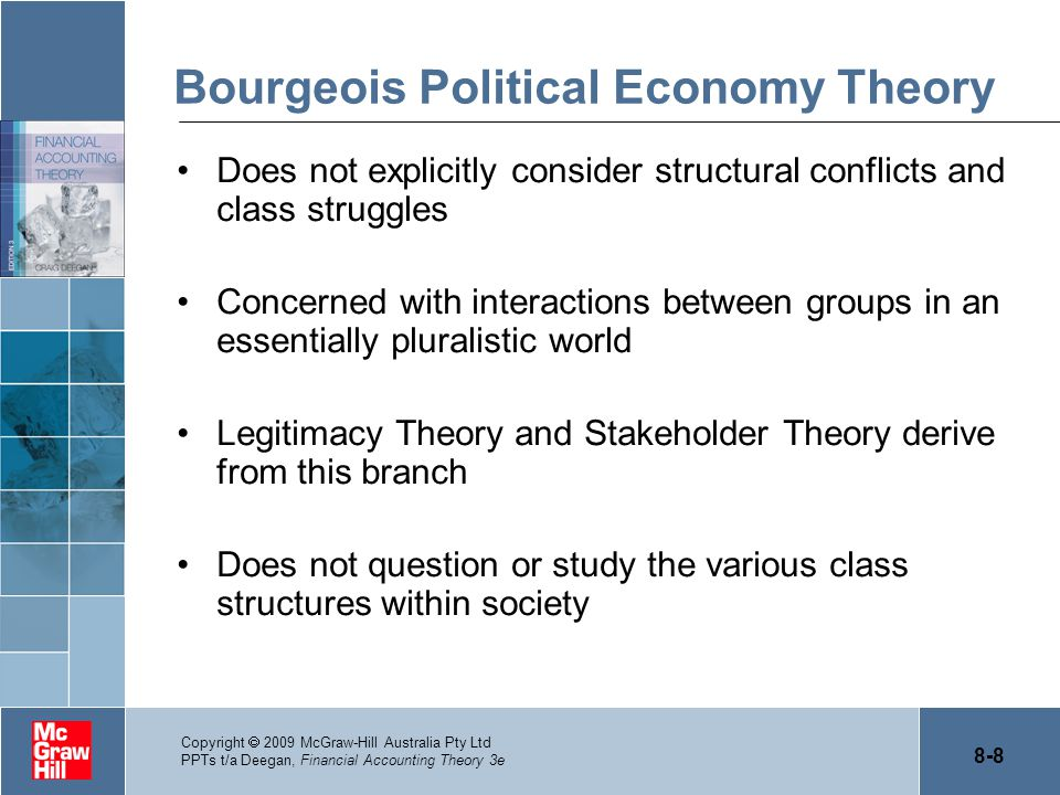 Bourgeois Political Economy Theory