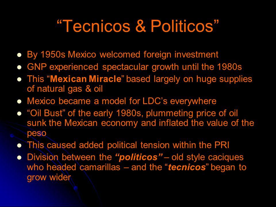 Tecnicos & Politicos