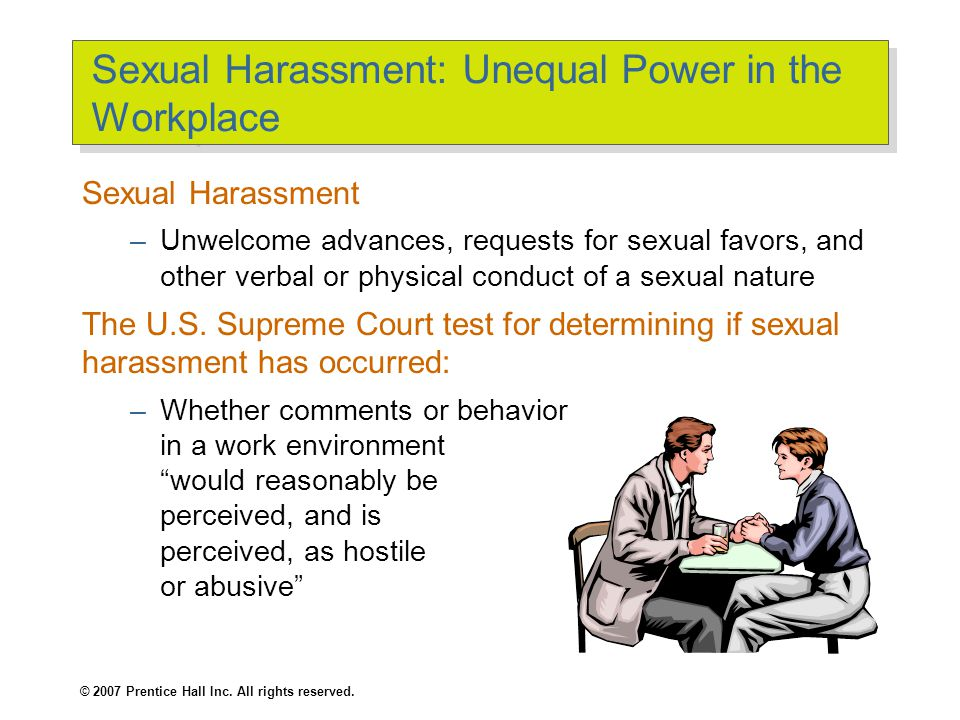 Steps for Managers to Take to Prevent Sexual Harassment